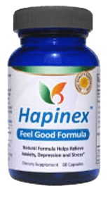 Hapinex Anxiety Supplement Review