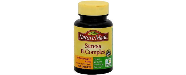 Stress B Complex Review