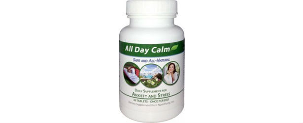 All Day Calm Anxiety Relief Supplements Review