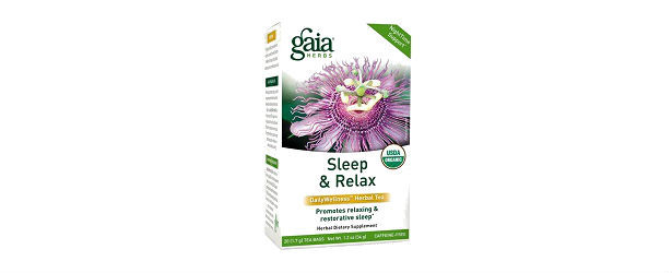 Gaia Herbs DailyWellness™ Sleep & Relax Review