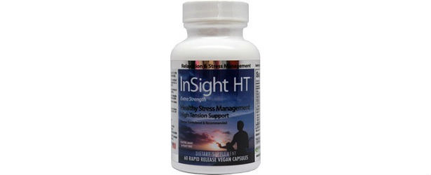 InSight HT Anxiety Supplement