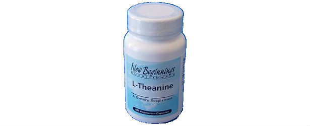 New Beginnings Nutrition L-Theanine 615