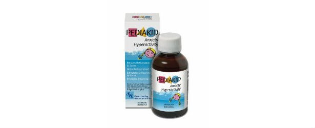 PediaKid's Anxiety-Hyperactivity Review