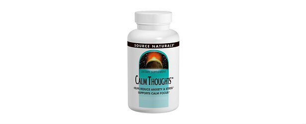 Source Naturals Calm Thoughts Review