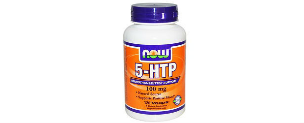 5-HTP 100 mg NOW Foods Review