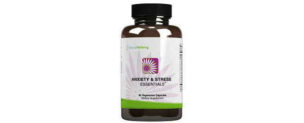 Anxiety & Stress Essentials Herbal Relaxation Review
