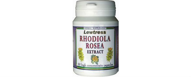 Lewtress Health Rhodiola Rosea Extract Review 615