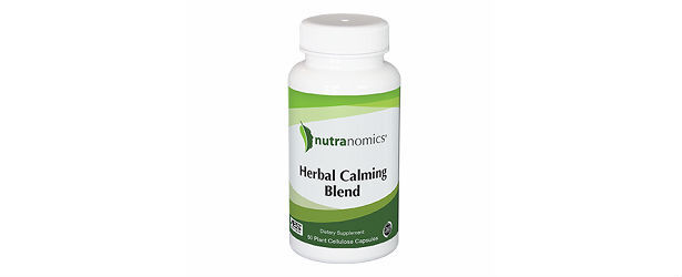 Nutranomics Herbal Calming Blend Review 615