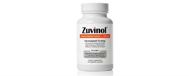 Zuvinol Anti-Anxiety Review 615